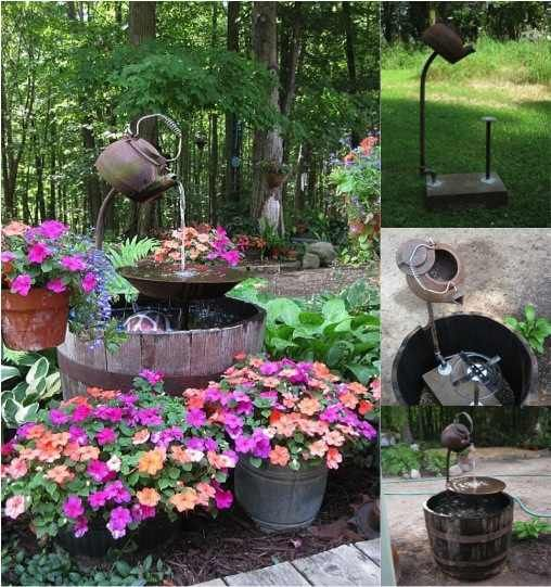 Do it yourself garden art colour in small gardens diy garden art do it yourself garden art solutioingenieria Gallery