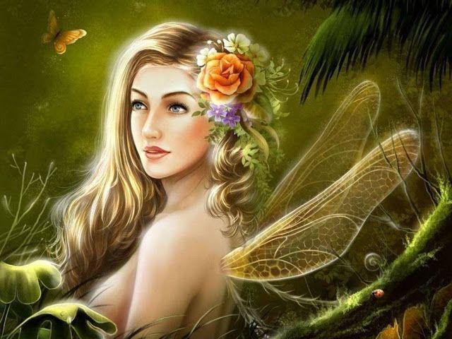 Σελήνη - Ωορρηξία - Σύλληψη - Αντισύλληψη : Η Αϊν, η βασίλισσα των νεράιδων, μια Ιρλανδική θεό...