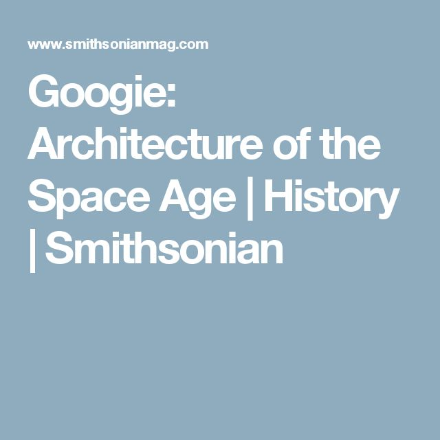 Googie: Architecture of the Space Age | History | Smithsonian