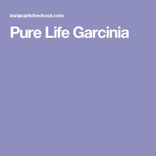 Pure Life Garcinia