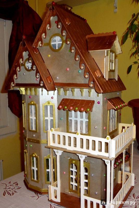 Иллюстрация 25 из 50 для Готический дом (DH001) | Лабиринт - игрушки. Источник: Ловцова  Лидия Валерьевна