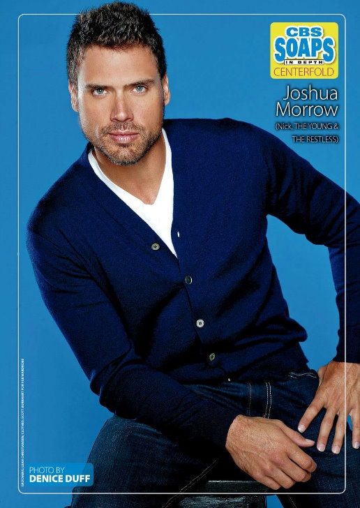 joshua morrow height
