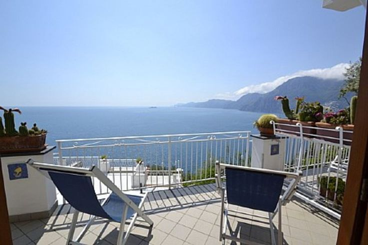 VRBO.com #1827550ha - Villa Gisella B is a Bright Apartment Which Faces the Sun and the Sea.  You Will Be in the Center of Praiano, Approximately 100 Meters from Restaurants, Shops and the Sita Bus Stop.