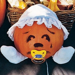 I hate carving pumpkins (too slimy & gross)  but love to see how creative others are!
