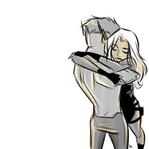 Young Justice Kid Flash Artemis the best couple!