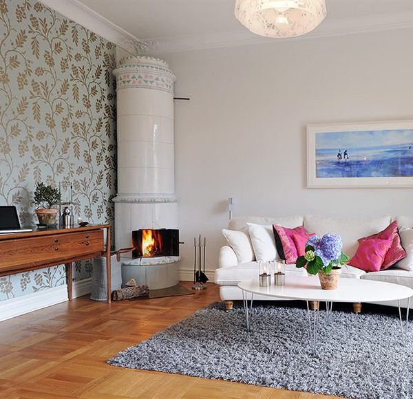 Swedish fireplace Russian, Swedish, and Finnish fireplaces come from Roman times same principle different design