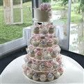 Cupcake Stand - Clear Acrylic