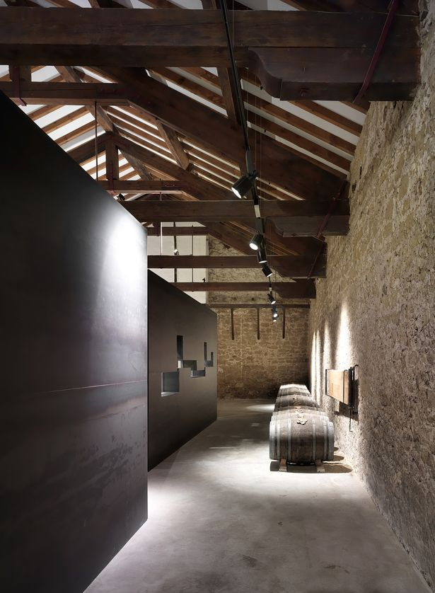 CVNE Winery | NINOM; Photo: Jesús Granada | Archinect