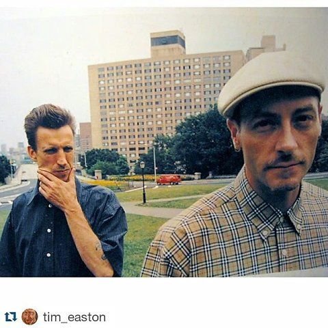 Love these guys ! Defining cool for Stussy.#tbt #Repost @tim_easton