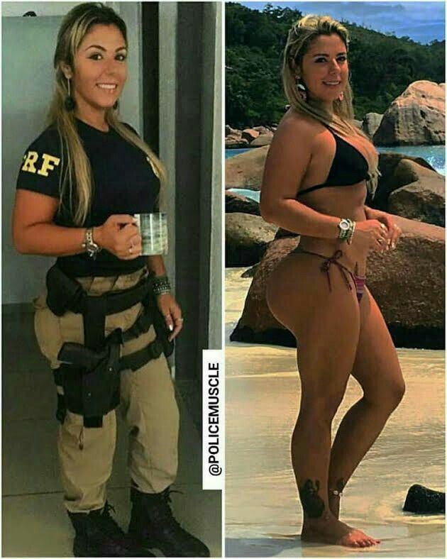 FELECIA: Nude military girls