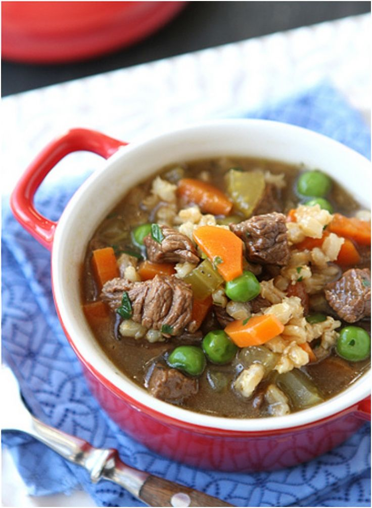 soup with lemon and barley quickest mushroom barley soup vegetable ...
