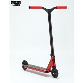 Trotinettes Freestyle BLUNT TROTTINETTE PRODIGY S 2015 Rouge