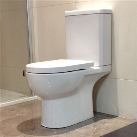 If you are looking for a compact toilet that will go with square or curved themed bathroom fittings, then the Arlo Close Coupled Toilet is the perfect choice. This superior quality toilet is manufactured from top grade ceramic and comes complete with a beautiful and durable glazed finish. Included in the price is the WC …