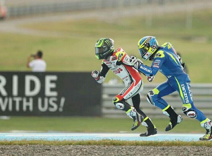 Motogp race argentina 16