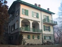 de villa op Prati Piani ... zie:    www.pratipiani.com