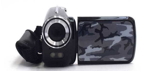 Kids Video Camera - Digital Camcorder - Camo Design