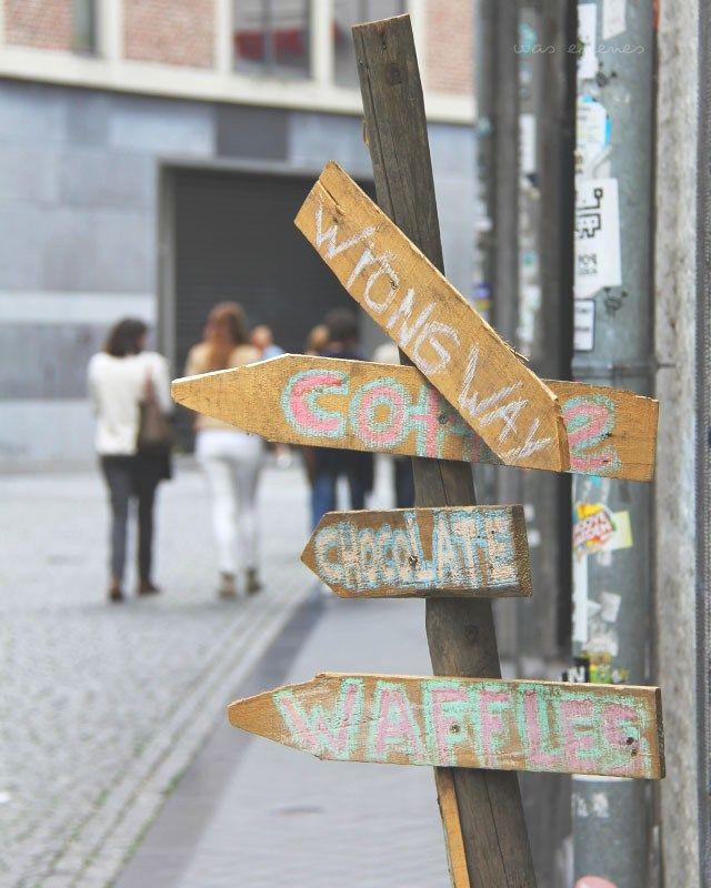 Frühstücken und Schokolade einkaufen in Maastricht | Holland | Netherlands | La Bonne Femme | Chocolate Company | waseigenes.com