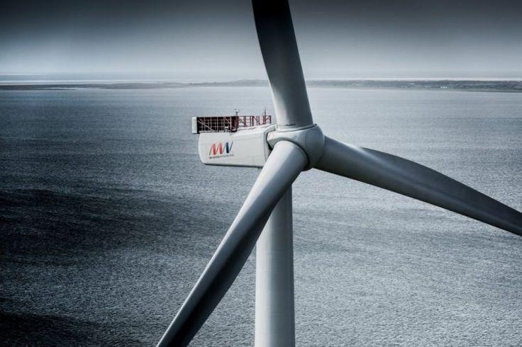 MHI Vestas to Test 9.5MW Offshore Wind Turbine in US