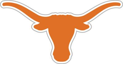 NCAA Texas Longhorns Vinyl Magnet