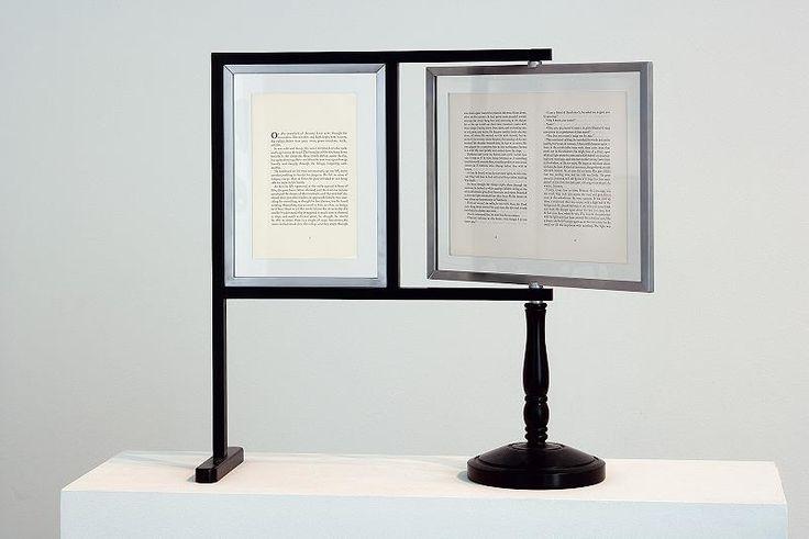 Rodney Graham | Reading Machine for Lenz, 1993
