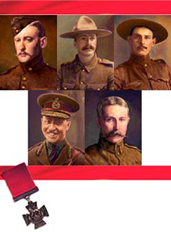 Clockwise from top left: Victoria Cross recipients William Nickerson, Arthur Richardson, Edward Holland, Hampden Cockburn and Richard Turner. ILLUSTRATIONS: Sharif Tarabay Canada's participation in the Boer War or South African War, fought from Oct. 11, 1899 to May 31, 1902, was essentially based on economic and political grounds. Nevertheless, our involvement yielded five Victoria Cross...