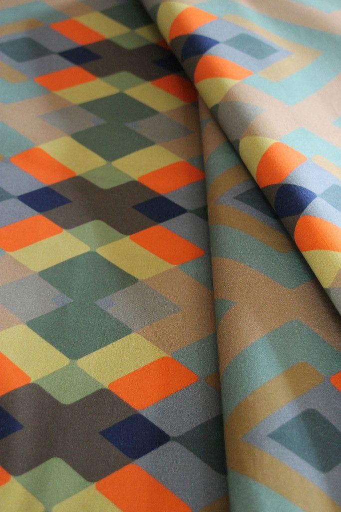 Field Cotton Fabric