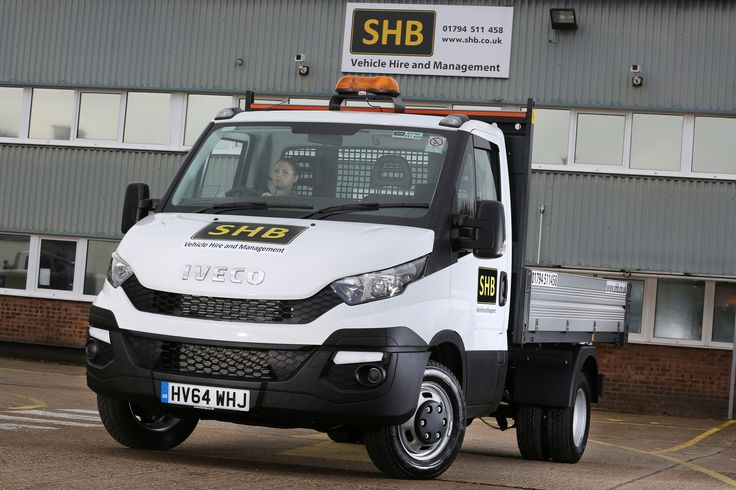 Iveco Daily 35 Chassis Cab UK-spec '2014–н.в.