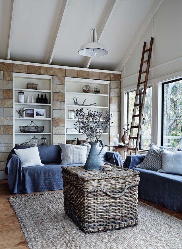 Dreamy island home off the coast of mainland Tasmania | Daily Dream Decor | Bloglovin'