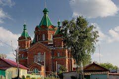 Храм.  Задонск