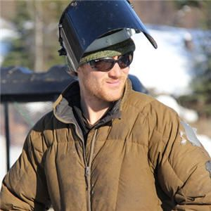 Eivin Kilcher : Discovery Channel Eivin, Otto's son, lives half of a mile away from his father in a cabin that he continues to build. Like his father, he's a jack-of-all-trades, but has taken his own route when it comes to providing himself and his wife, Eve, with food