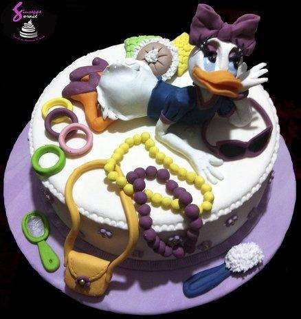 torta paperina  Cake by giuseppesoracecake