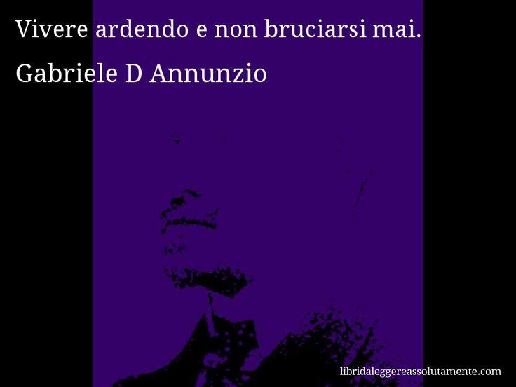 Cartolina con aforisma di Gabriele D Annunzio (58)
