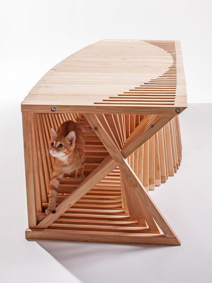 Проекты для кошек: 12 классный Кот дома | стили интерьера и цветовые схемы для украшения дома | день