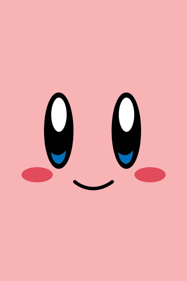 Kirby wallpaper Wallpapers pour Smartphone Pinterest