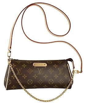 Louis Vuitton Monogram Canvas Eva #Louis #Vuitton #Eva #Clutch