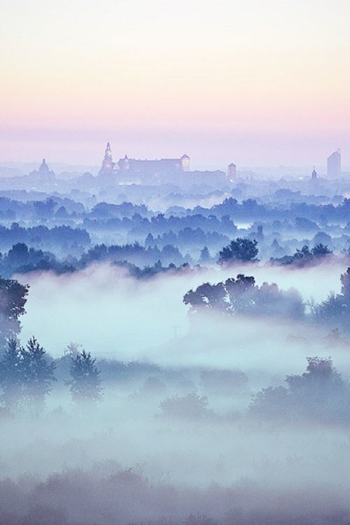 sublim-ature:  ~Krakow, Poland by Rafał Kubowicz~