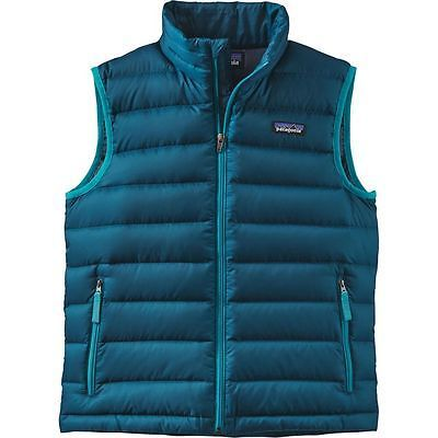 Outerwear 155201: Patagonia Down Sweater Vest - Boys -> BUY IT NOW ONLY: $69.99 on eBay!