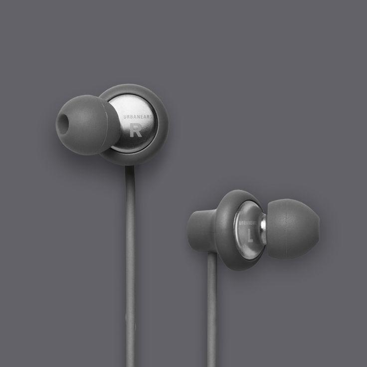 Urbanears Kransen Headphones in Dark Grey (Permanent color)