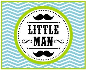 MY BABY REGISTRY Mustache baby shower theme, FREE PRINTABLES