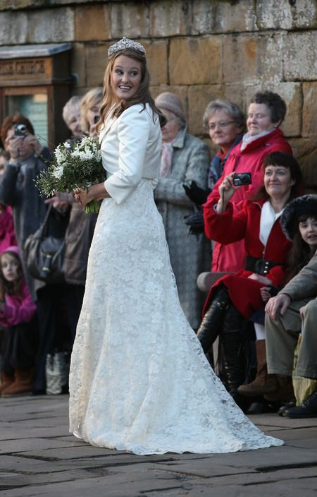 Lady Katie Percy Of Northumberland 2 26 2011 Wedding