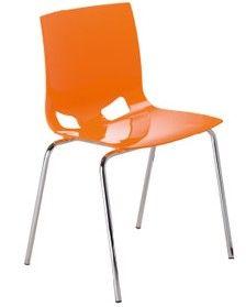 Krzesło do kawiarni Fondo - Nowy Styl | DB Meble #meble #krzesla  http://dbmeble.pl/produkty/fondo-krzeslo-kawiarni/