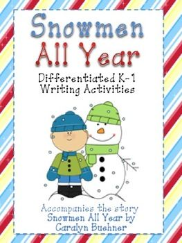 Kindergarten Winter Activities