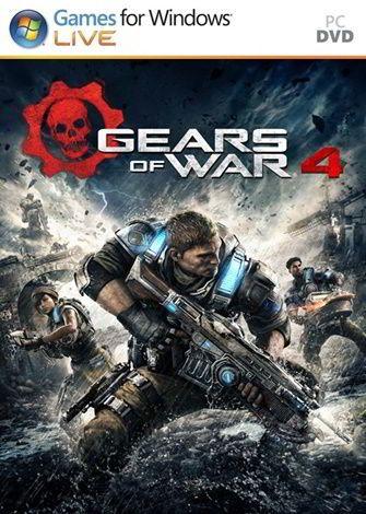 Gears Of War 4 Pc Full Espanol Juego Gears Of War Gears Of War 3 E Jogos Xbox One