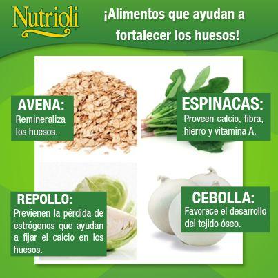 Alimentos como la cebolla y la espinaca serán de gran ayuda para fortalecer tus huesos ¡Inclúyelos en tu dieta!