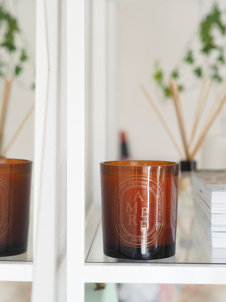 Dytipque candle