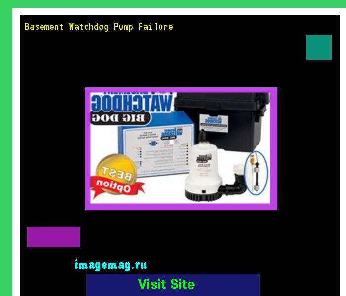 Basement Watchdog Pump Failure 092228 - The Best Image Search