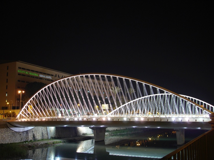 Puente Nuevo, Murcia. Via @umnoticias