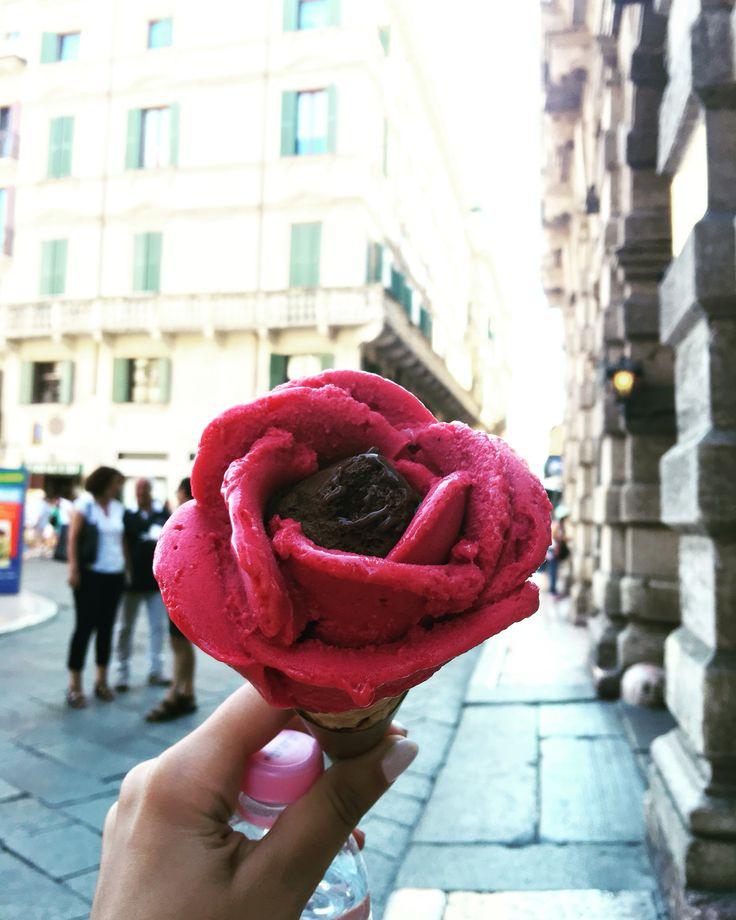Ice cream, Verona