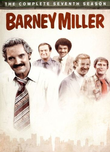 Barney Miller: The Complete Seventh Season [3 Discs] [DVD]