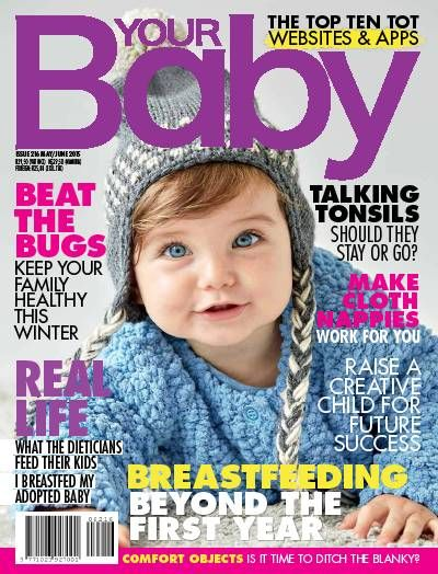 May/June 2015 issue of Your Baby